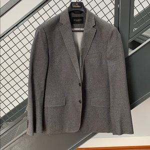 Banana republic tailored fit grey blazer 42S